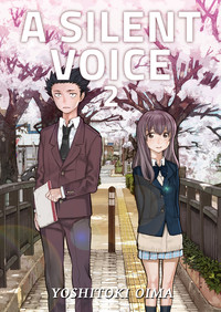 A Silent Voice Cover 2